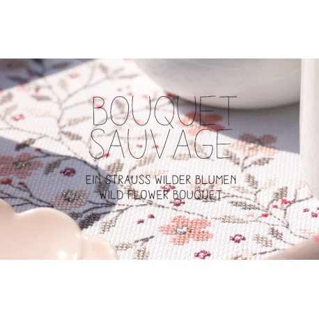 Rico Design - N° 158 Bouquet Sauvage