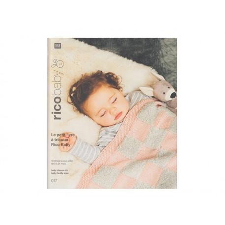 Le petit livre à tricoter Rico Baby n°17