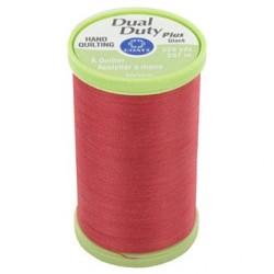 Bobine de 297m de fil Dual Duty à quilter - rouge (Coloris 2250)