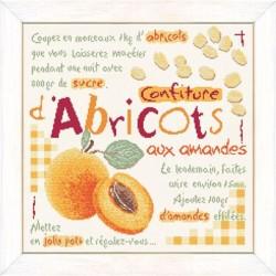 Confiture d'abricots réf. G028