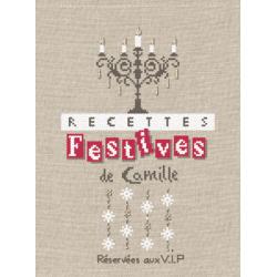 Fiche recette festive (réf. PC007)