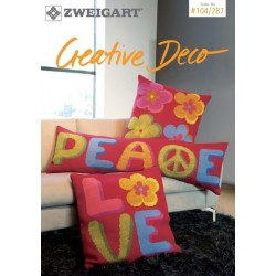 Zweigart - Catalogue No. 287 Creative Deco