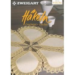 Zweigart - Catalogue No. 282 - Idées à crocheter - Häkeln