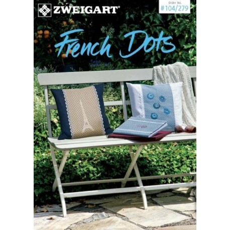 Zweigart - Catalogue No. 279 French Dots
