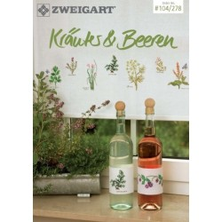 Catalogue No. 278 - Idées à broder - Kräuter & Beeren