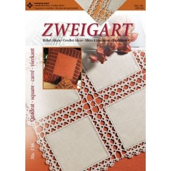 Catalogue No. 136 - Idées à crocheter - Quadrat