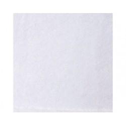 Rico Design - Sortie de bain avec capuche à broder Blanc