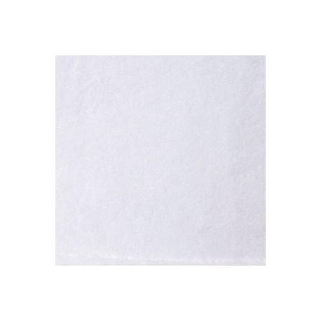 Sortie de bain avec capuche à broder Blanc