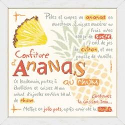 Lilipoints - La Confiture d'Ananas