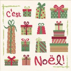 Lilipoints - Les Paquets de Noël