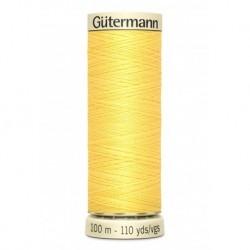 Bobine de Fil pour tout coudre Gütermann 100 m - N°852