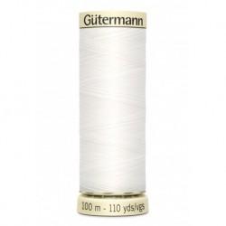 Bobine de Fil pour tout coudre Gütermann 100 m - N°800