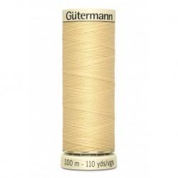 Bobine de Fil pour tout coudre Gütermann 100 m - N°325