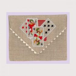 Pochette cartes à jouer (réf. 5064)