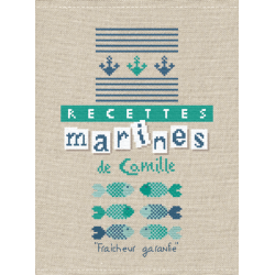 Fiche recette marine réf. PC006