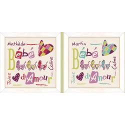 Lilipoints - Bébé d'Amour