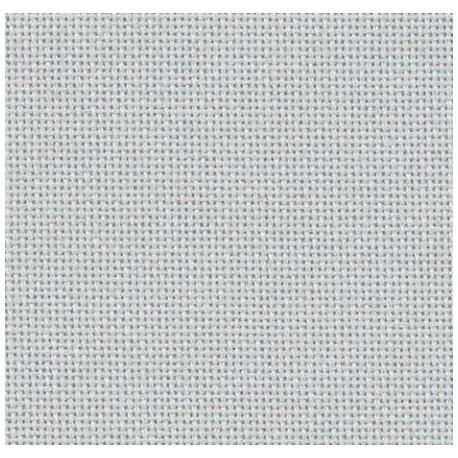 Toile Lugana - Coloris Pewter (Réf. 3835-713) (Par 10 cm)