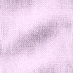 Zweigart - Toile Lugana coloris rose pâle