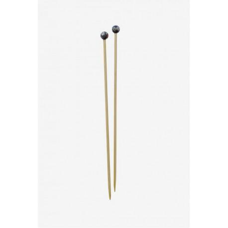 Aiguilles Artisanales en Bambou N° 6