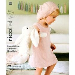 Le petit livre à tricoter Rico Baby n°19