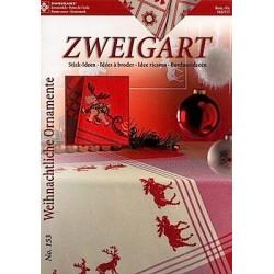 Catalogue No. 153 - Idées à broder - Weihnachtliche Ornamente