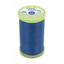 Bobine de 297m de fil Dual Duty à quilter - bleu roy (Coloris 4470)