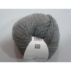 Essentials Soft Merino Aran - Couleur Gris ou 094