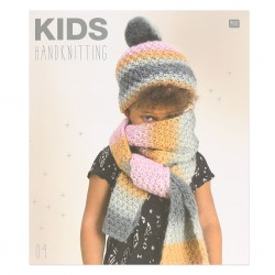 Kids Handknitting N°4