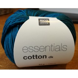 Essentials Cotton DK - Couleur Algue ou 73