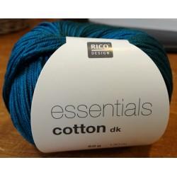 Essentials Cotton DK - Couleur Algue ou 73