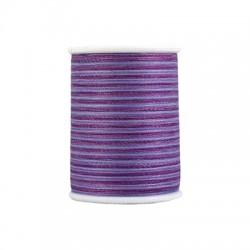 Bobine de 228m de fil multicolor Dual Duty à quilter - Violet (Coloris 810)