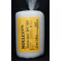 Molleton polyester Nuage 2 m x 2 m