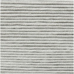 Rico Design - Creative silky touch dk vegan coloris gris ou 008
