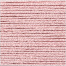 Rico Design - Creative silky touch dk vegan coloris Rose ou 004