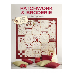 Patchwork et Broderie intemporels
