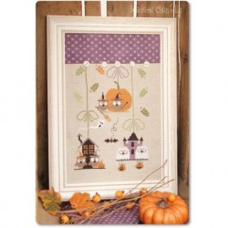 Madame Chantilly - Halloween  Owls