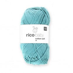 Baby Cotton Soft Turquoise 50G/125M