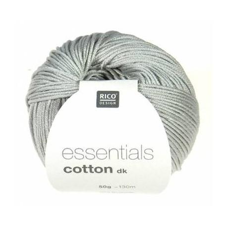 Essentials Cotton DK - Couleur Azalée ou 68
