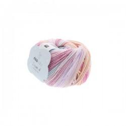 Laine Dream DK - Rose mix ou coloris 002