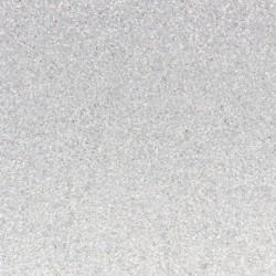 Tissu Pailleté coloris argent (Par 10 cm - Quantité min. 3)