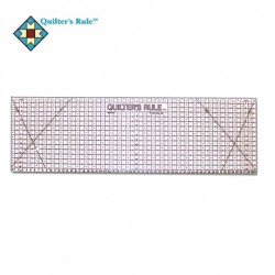 Règle patchwork Quilter Rules 36 x 12 cm