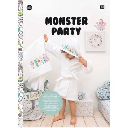 No. 163 Monster Party