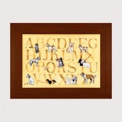 Le Bonheur des Dames - Abécédaire chiens