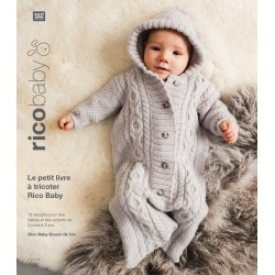 Rico Design - Livre à tricoter Rico Baby n° 22