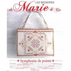 Les broderies de Marie & Cie -Symphonie de points
