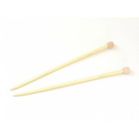 Aiguilles Artisanales en Bambou N° 10