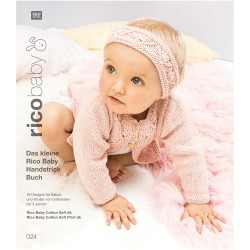 Le petit livre à tricoter Rico Baby n°24