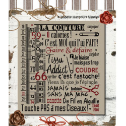 """Isabelle Haccourt Vautier """"La couture"""""""