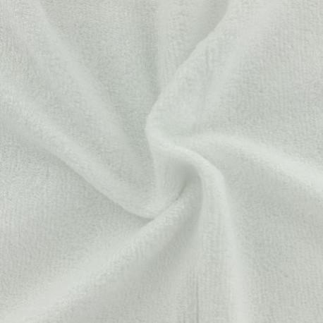 Eponge bambou coloris blanc  (Par 10 cm - Quantité min. 3)