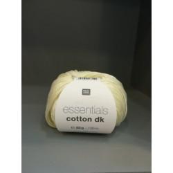 Laine Essentials Coton DK - Coloris Jade ou 48